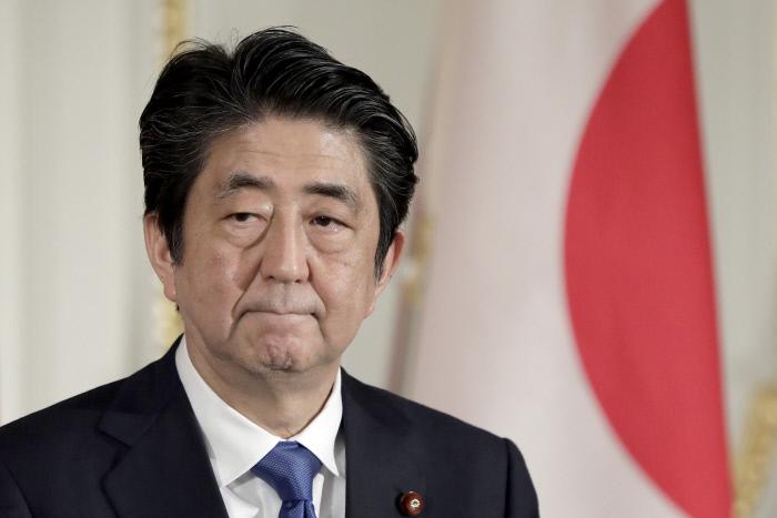 아베 신조 일본 총리